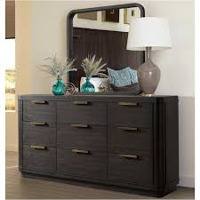 Precision Filing Cabinet 21460 Riverside Furniture Precision Bedroom 9 Drawer Dresser