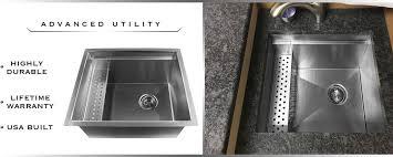 custom utility sinks havens metal