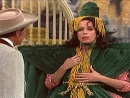 Gone With The Wind Curtain Dress Celebrate The 50th Anniversary Of U0027the Carol Burnett Show U0027 With