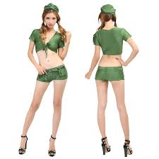 Army Halloween Costumes Cheap Military Halloween Costumes Aliexpress