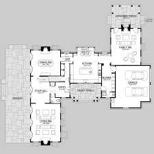 shingle style floor plans blue hill bay shingle style home plans by david neff architect