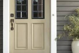 Exterior Replacement Door How To Replace The Plastic Grid In The Window Of A Metal Exterior