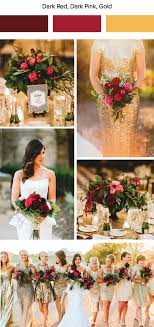 fall colors for weddings 7 fall wedding color palette ideas gold wedding colors gold