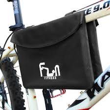 bike waterproofs amazon com waterproof bike bag pannier for top tube handlebar