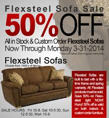 Flexsteel Chair Prices Come And Shop 50 Off Flexsteel Sofas St Louis Leather Furniture