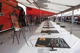 ktm presents rental and service packages for isde 2017 autoevolution