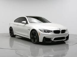 bmw white car used bmw m4 for sale carmax
