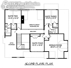 Cottage Bungalow House Plans by Rustic Cottage Two Plan 3126 Edg Plan Collection