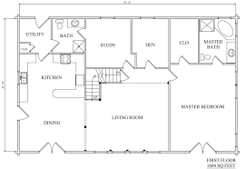 log home plan 02971 katahdin cedar log homes floor plans