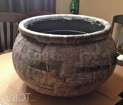 epbot plant your christmas tree in a potter inspired tree cauldron