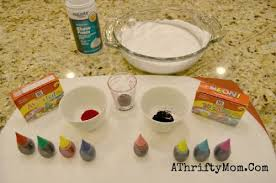 Coloring Eggs Swirl Easter Eggs How To Dye Easter Eggs With Shaving Cream