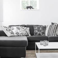 oder sofa kissen leaves 45 x 45cm hk living schöner wohnen shop ein
