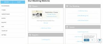 the knot wedding website how do i add my rsvpify rsvp to a theknot wedding website