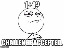 Meme Face Maker - challenge accepted rage face meme imgflip