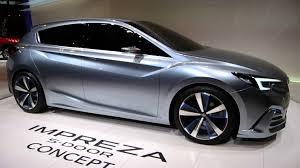 car subaru 2017 2017 subaru impreza concept chicago auto show at mccormick place