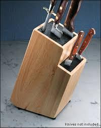 knife blocks knife block lee valley tools