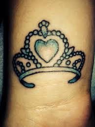 princess tiara tattoo body art pinterest tiara tattoo