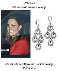buckingham earrings the duchess of cambridge was seen wearing this earrings as she and