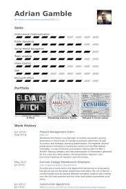 Facilitator Resume Sample by Management Intern Resume Samples Visualcv Resume Samples Database