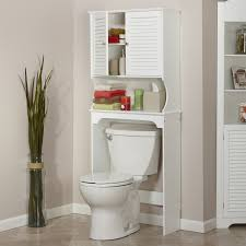 Bathroom Standing Shelves by Over The Toilet Storage Cabinet Lowes Best Cabinet Decoration