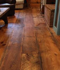 our rustic circle sawn fir flooring will add a unmistakable