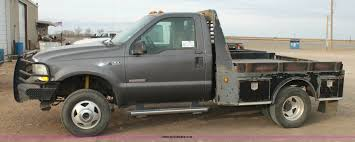 Ford F350 Truck Grills - 2004 ford f350 super duty flatbed truck item h1604 sold