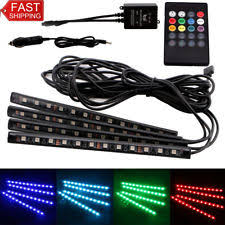 Color Interior Lights For Cars Car Interior Lights Ebay