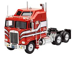 kenworth build and price model truck kits to build for adults revell kenworth aerodyne ebay