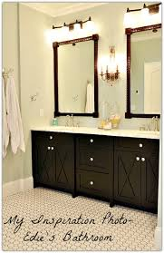 How To Frame A Bathroom Mirror With Crown Molding My Decorating Fail Has This Ever Happened To You Hooked On Houses