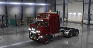 kenworth usa kenworth k100 fixed by solaris36 truck ats mod american truck