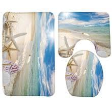 Seashell Bathroom Rug Buy Seashell Bath Mat And Get Free Shipping On Aliexpress