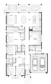 Plan Floor Design by The Indigo 301 9m2 Single Storey Home Design Floor Plan By