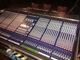 midas console midas verona 48 channel sound board mixer console ebay