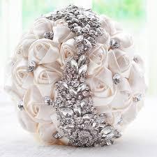 Fake Wedding Flowers Silk Flower Bridal Bouquets Silk Flower Wedding Bouquets Wedding