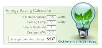 led light consumption calculator 1000bulbs com energy savings calculator 1000bulbs com blog
