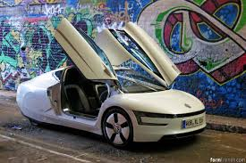 volkswagen xl1 driven volkswagen xl1