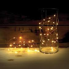 copper wire led lights led copper wired lights outdoor function decoration lights
