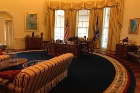 a tour of the clinton presidential center