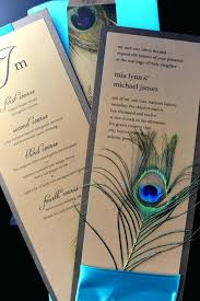 peacock favors peacock themed wedding favors wedding invitations peacock inspired
