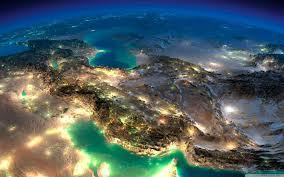satellite map hd satellite images of iran 4k hd desktop wallpaper for
