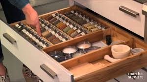 how to organize kitchen cabinets martha stewart organize your drawers for maximum storage martha stewart youtube