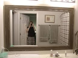 Reclaimed Wood Vanity Bathroom Wall Ideas 24 Bonner Reclaimed Wood Vanity Mirror Gray Wash Pine