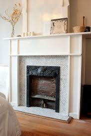 Mosaic Tile Fireplace Surround by 47 Best Fireplace Images On Pinterest Fireplace Ideas Fireplace