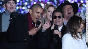 president obama sings u0027jingle bells u0027 cnn video