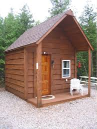 our very popular permit free cottage bunkie loft upstairs for