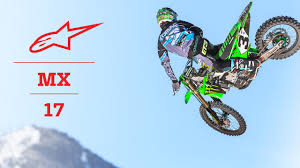 motocross boots alpinestars alpinestars 2017 mx apparel collection youtube