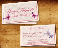Invitation Business Cards 29 Upmarket Conservative Business Card Designs For Heinrich