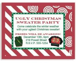cute ideas for your ugly sweater party invitations paperdirect blog