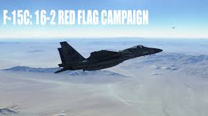 The Red Flag Campaign F 15c 16 2 Red Flag Campaign Youtube