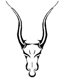 25 best tribal bull tattoo designs images on pinterest bull